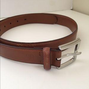 Lauren Ralph Lauren brown Leather belt